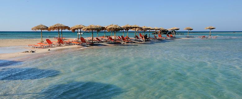 Risultati immagini per Spiaggia di Elafonissi, Chania
